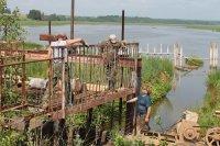 Восстановление Заякинского пруда