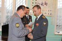 Награждены лучшие полицейские и дружинники
