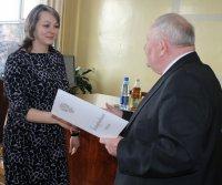 Унинские жители награждены за творчество и активность