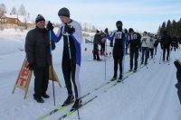 Лыжные гонки на приз И. П. Клюкина