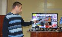 В Унинском районе – цифровое телевидение