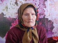 Евгения Афанасьевна видела, как лошадь, уходя на фронт, плакала