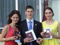 В Унинском районе 4 медали – 3 золотые и 1 серебряная