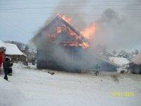 Обеспечению пожарной безопасности объектов и населённых пунктов - постоянное внимание и контроль