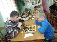 К 70-летию Великой Победы. Шахматный турнир