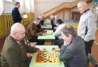 Шахматно-шашечный турнир между Унями и Фалёнками